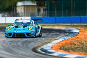 #16 Wright Motorsports Porsche 911 GT3 R, GTD : Patrick Long, Ryan Hardwick, Jan Heylen