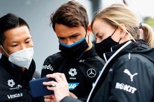 Susie Wolff, Directora de Venturi comparte un video con Nyck de Vries, Mercedes Benz EQ