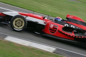 Tuka Rocha, Flamengo, Superleague Formula