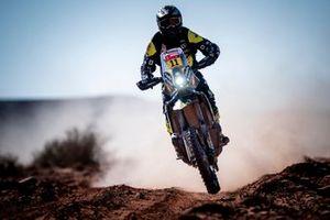 #11 SLOAVNFT Rally Team KTM: Stefan Svitko