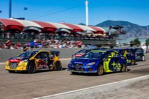 Nitro Rallycross race start