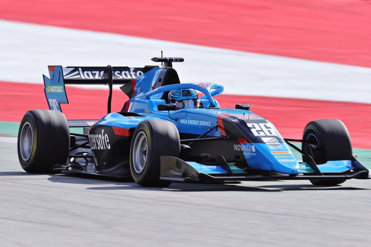Calan Williams, Jenzer Motosport