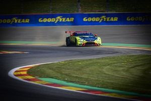 Ausritt: #98 Aston Martin Racing Aston Martin Vantage AMR: Paul Dalla Lana, Augusto Farfus, Marcos Gomes