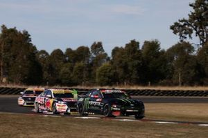 Cam Waters, Tickford Ford leads Jamie Whincup, Triple Eight Race Engineering Holden