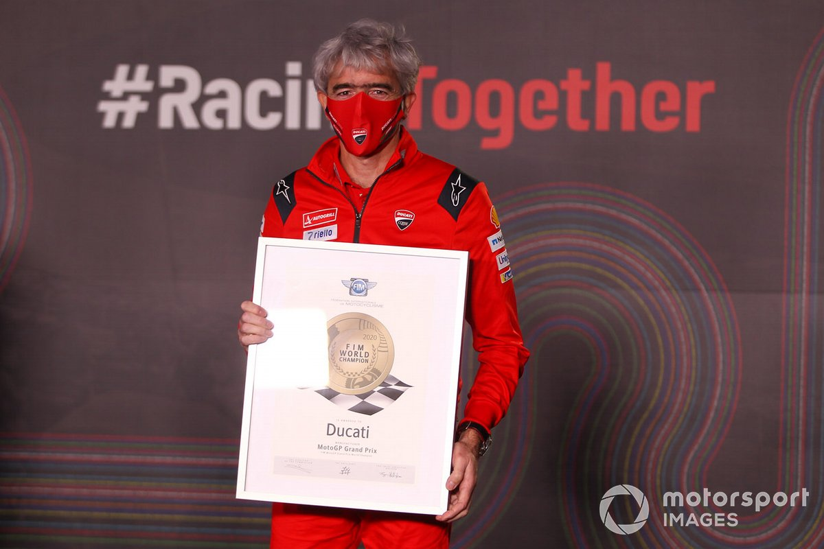 Luigi Dall'Igna, General Manager de Ducati Corse