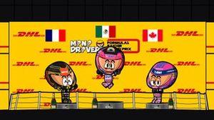 El GP de Sakhir de Fórmula 1 2020 según MiniDrivers