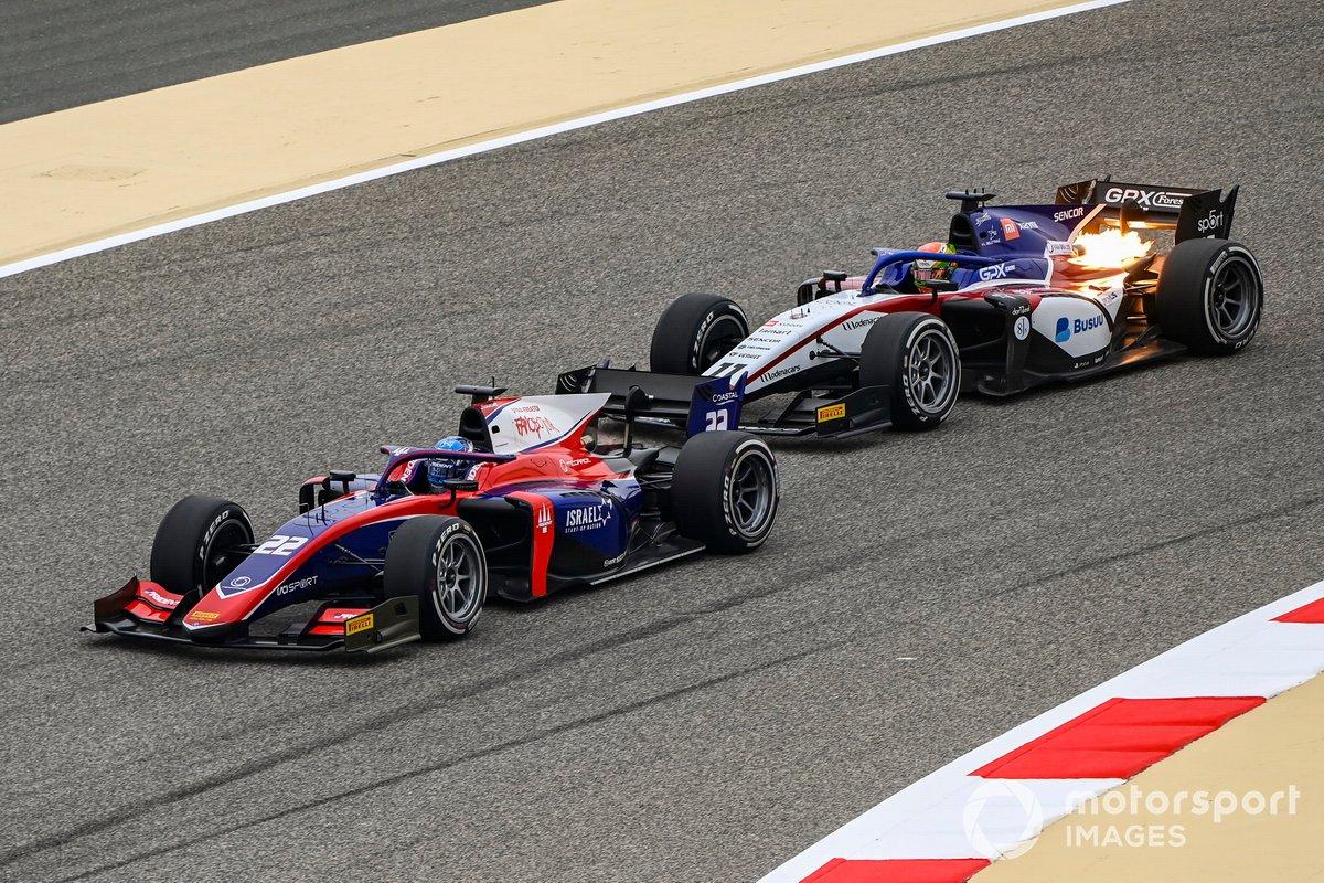 Roy Nissany, Trident precede Louis Deletraz, Charouz Racing System