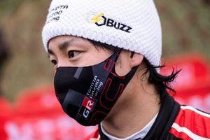 Takamoto Katsuta, Toyota Gazoo Racing
