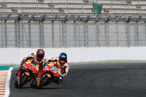 Alex Marquez, Repsol Honda Team Stefan Bradl