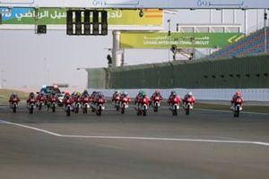 Race 1 Asia Talent Cup Qatar 2021