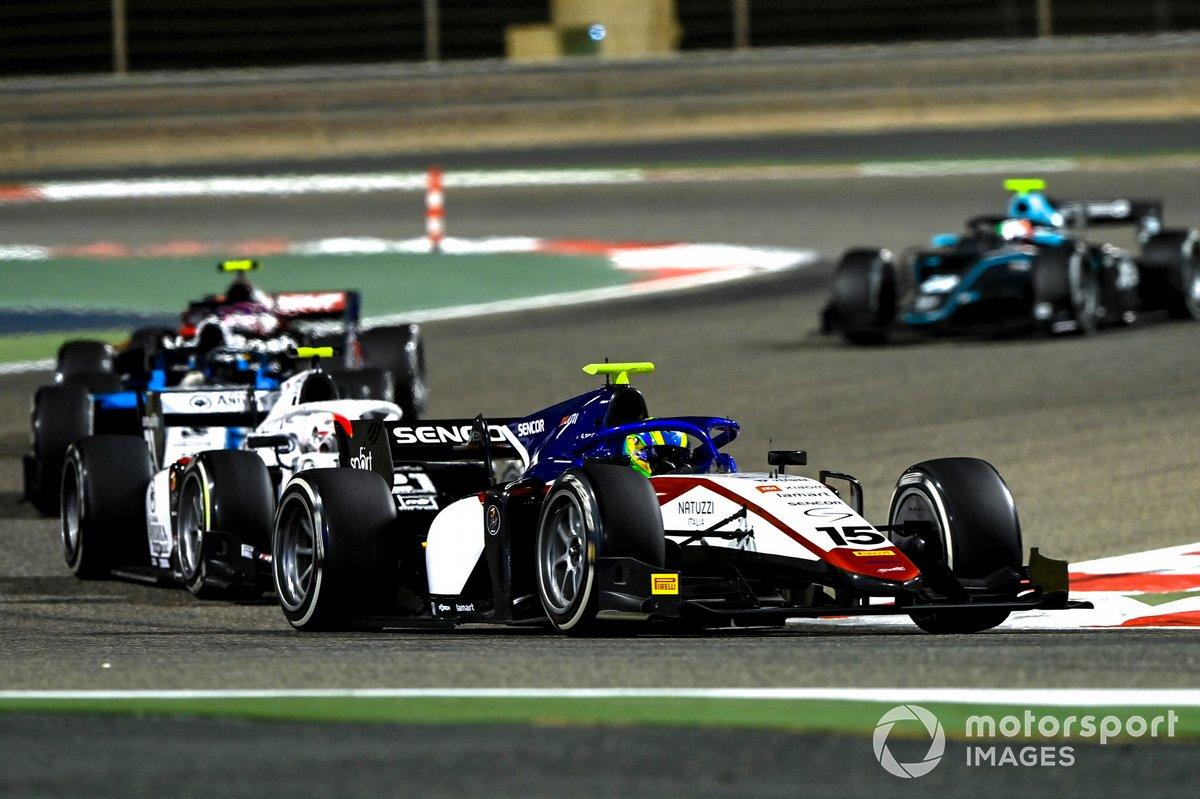 Guilherme Samaia, Charouz Racing System, Ralph Boschung, Campos Racing