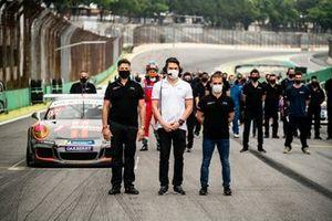 Dener Pires - Porsche Cup