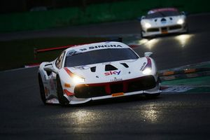 Starting grid Race 1 Europe