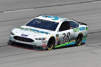 David Ragan, Front Row Motorsports, Ford Fusion Earthwater