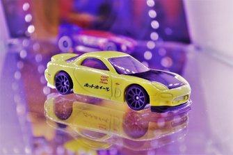 Diecast Mazda RX-7 Hot Wheels