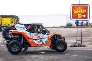 #402 Emilio Ferrando, Guillermo Gomez de las Heras, BRP