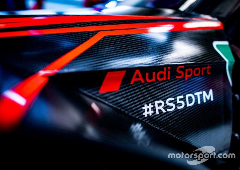 Audi RS 5 DTM 2019 detail