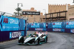 Nelson Piquet Jr., Panasonic Jaguar Racing, Jaguar I-Type 3 Felix Rosenqvist, Mahindra Racing, M5 Electro