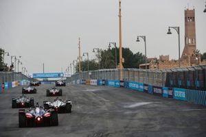 Nelson Piquet Jr., Panasonic Jaguar Racing, Jaguar I-Type 3, Oliver Rowland, Nissan e.Dams, Nissan IMO1, Felix Rosenqvist, Mahindra Racing, M5 Electro