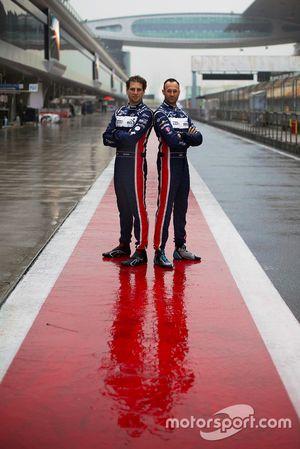 #22 United Autosports Ligier JS P2: Guy Cosmo, Patrick Byrne