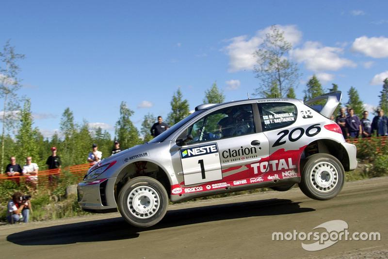 19. Rally de Finlandia 2001: 119,99 km/h