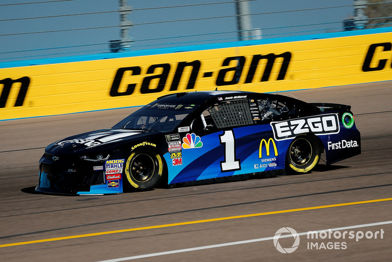 21. Jamie McMurray, Chip Ganassi Racing, Chevrolet Camaro Cessna