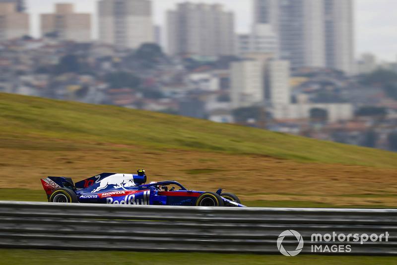 12. Pierre Gasly, Scuderia Toro Rosso STR13
