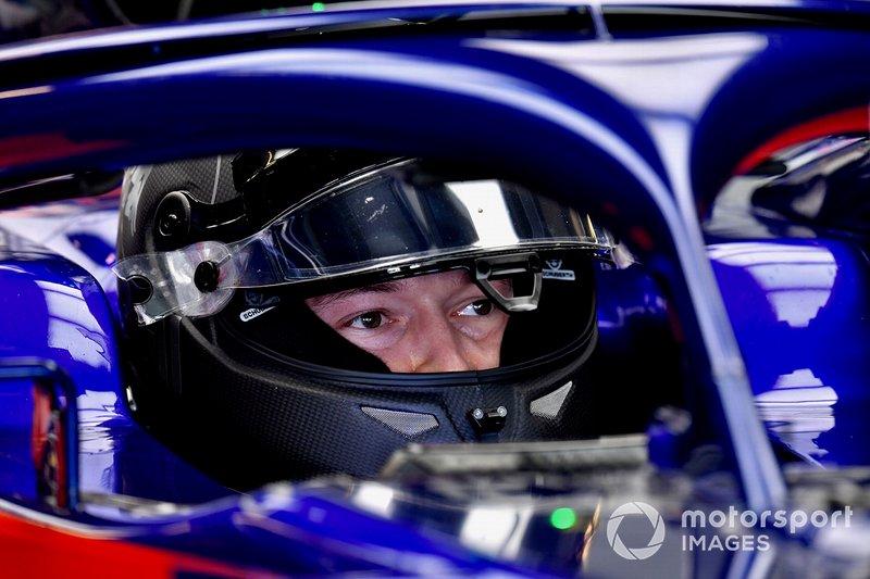 Даниил Квят, Scuderia Toro Rosso STR13