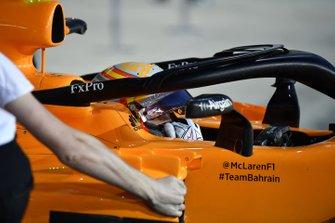 Carlos Sainz Jr., McLaren MCL33 Carlos Sainz Jr., McLaren MCL33
