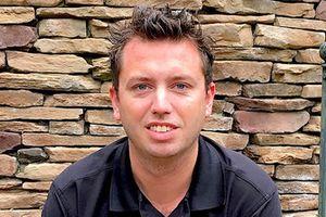 Jonny Baker, director de desarrollo de la serie, Road To Indy