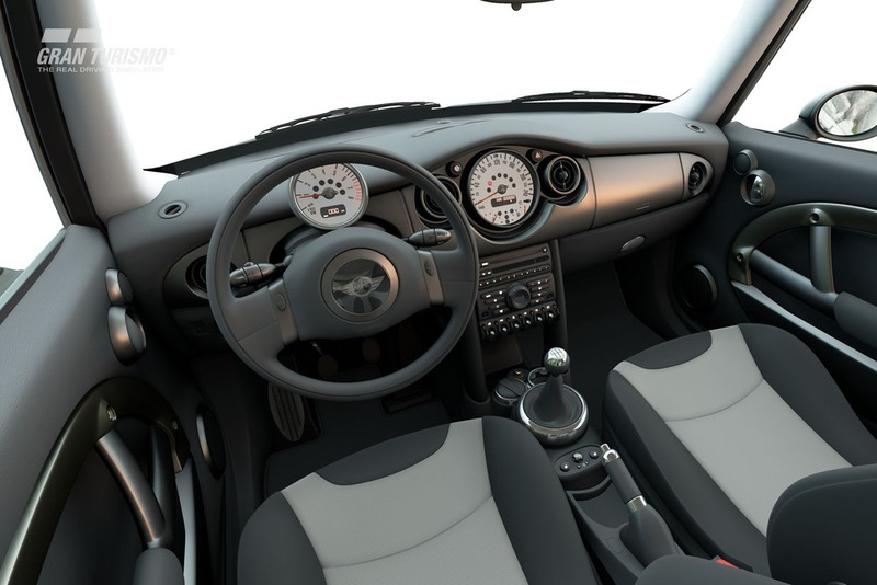 MINI Cooper S '05 (N200)