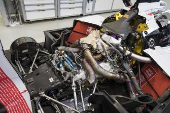 Porsche 919 Hybrid Evo arka bölüm detay