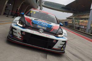 Alex Hui, Sunny Wong, TeamWork Motorsport, Volkswagen Golf GTI TCR