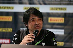 Yoshimoto Matsuda, Kawasaki ZX10R proje lideri