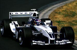Juan Pablo Montoya, BMW Williams FW25