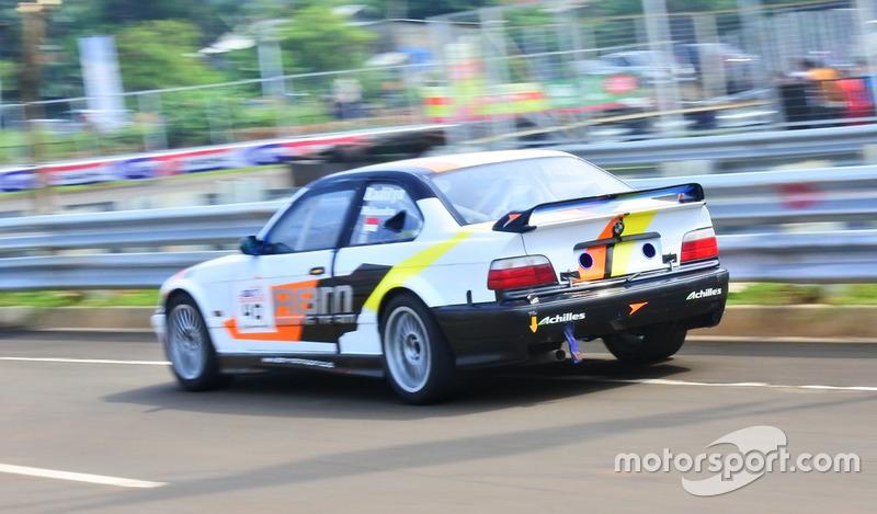 Radityo Mahendra H, ABM Motorsport, ETCC 2000