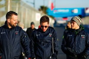 Robin Frijns, Envision Virgin Racing, Nyck De Vries, Envision Virgin Racing