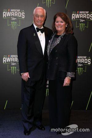 Roger Penske, Team Penske y su esposa Kathy
