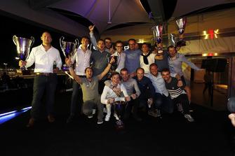 Saisonabschluss-Gala 2018 für Formel 2 und GP3