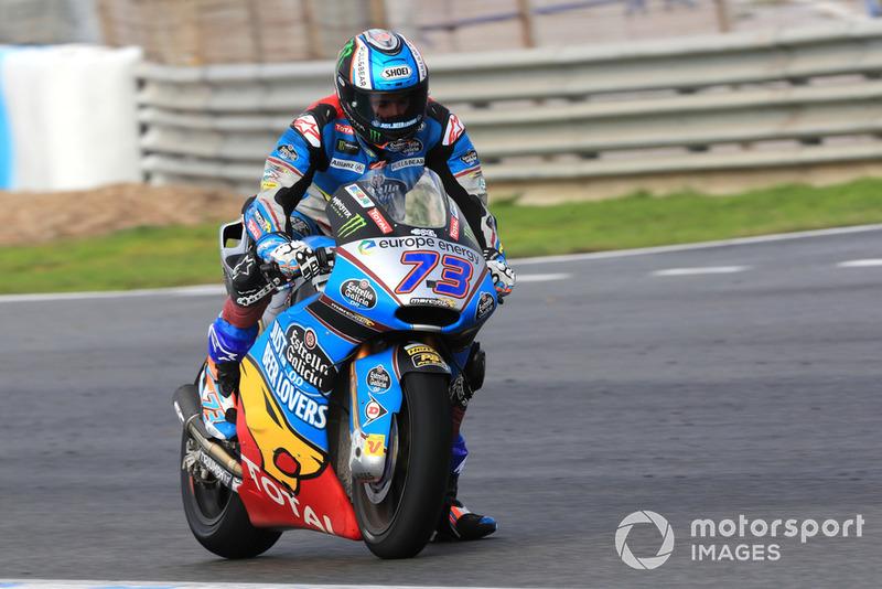 Alex Marquez, Team Estrella Galicia 0,0
