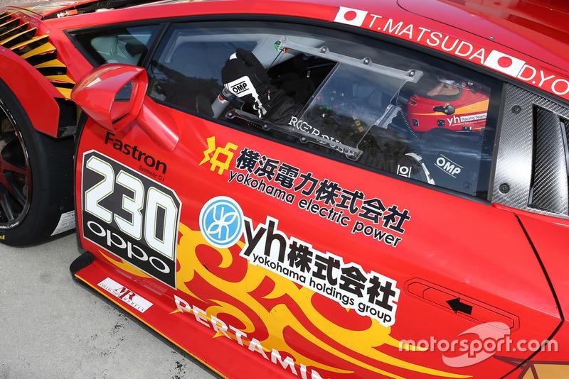 #230 YH Racing Team: Takamichi Matsuda