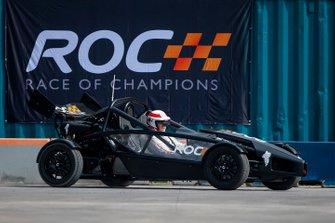 Tom Kristensen neemt deel aan de ROC Skills Challenge