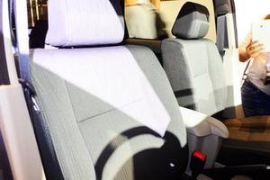 Kursi depan Toyota New Avanza