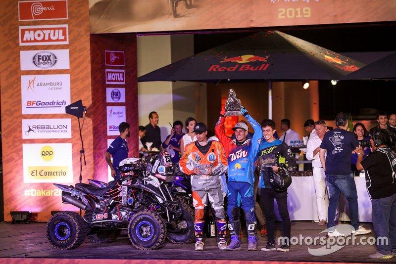 Dakar (quadriciclos): Nicolás Cavigliasso