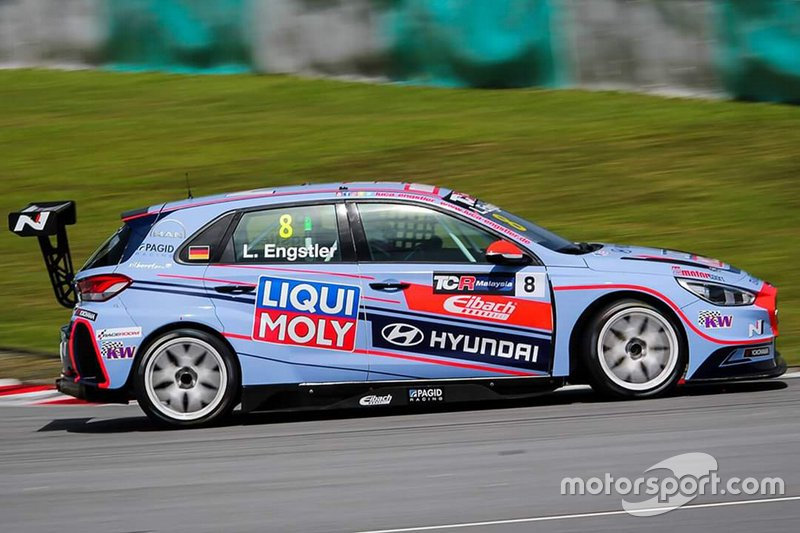 Luca Engstler, Liqui Moly Team Engstler, Hyundai i30 N TCR