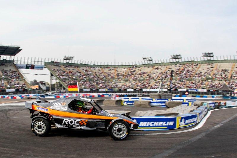 Mick Schumacher, ROC Car