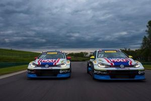 Nate Vincent, Michael Hurczyn, FCP Euro, Volkswagen Golf GTI TCR