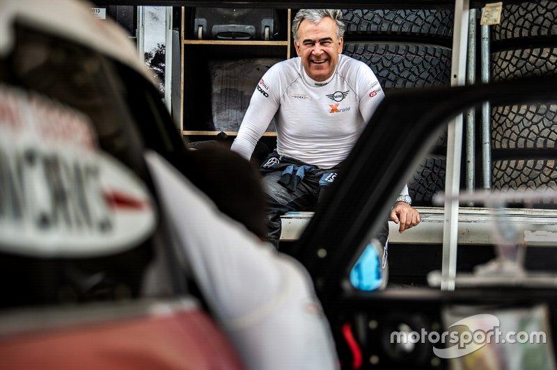 #321 X-Raid Team Mini: Boris Garafulic