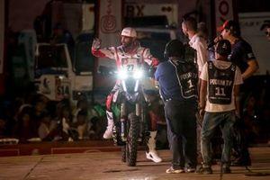 #27 HERO Motorsports Team Rally: Joaquim Rodrigues