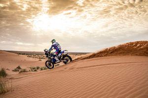 #14 Yamalube Yamaha Official Rally Team: Franco Caimi